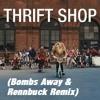 Macklemore & Ryan Lewis feat. Wanz - Thrift Shop (DimastOFF Booty Mix)