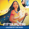 Fitta Putri - Colors Of The Wind (OST Pocahontas) - Top 6 #SV3