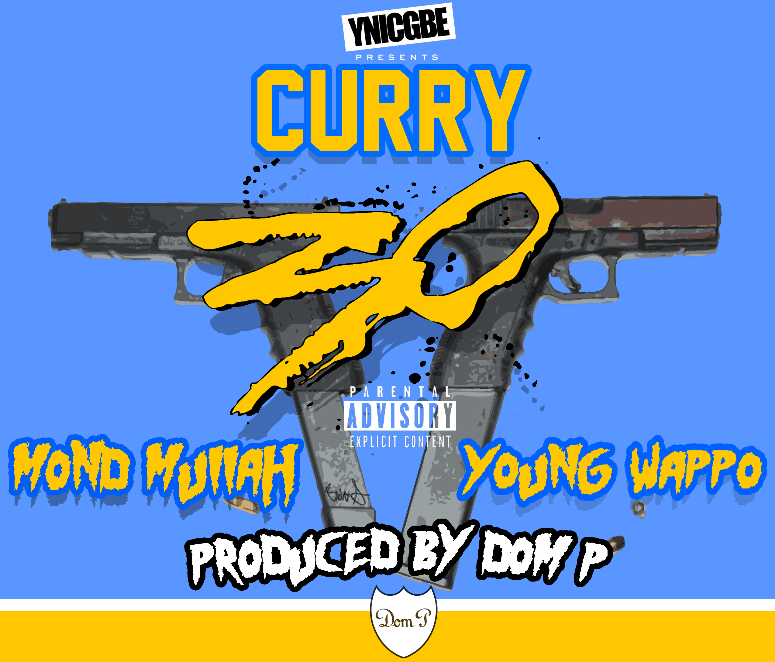 Mond Mullah ft. Young Wappo - Steph Curry (Produced By Dom P) [Thizzler.com]
