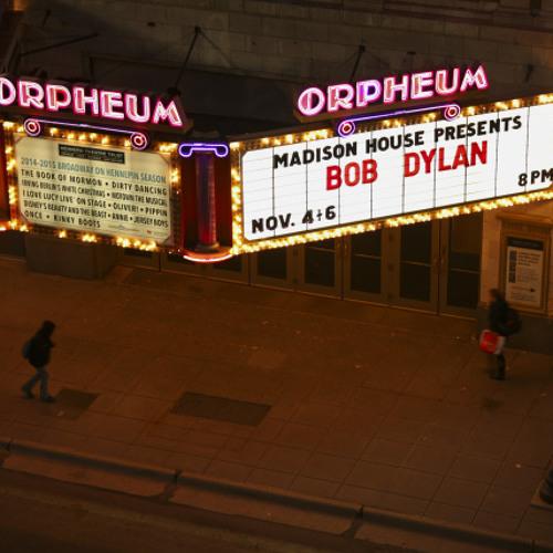 Bob Dylan 2014 - 11 - 04 'Love Sick'
