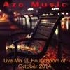 Live Mix @ HouseRoom of October 2014
