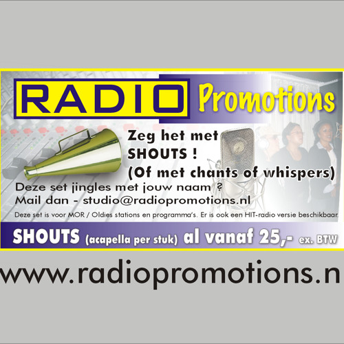 Shouts - Whisp - Chant - Set LOK Demo RadioPromotions 2014