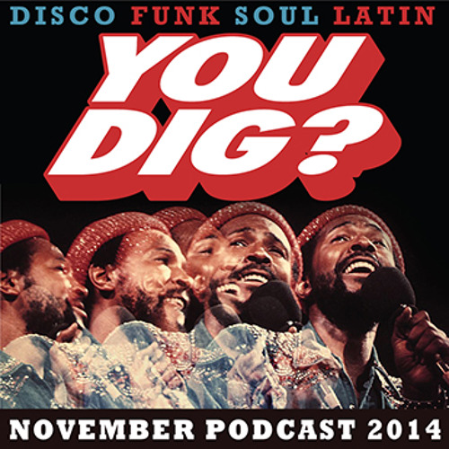 You Dig? Podcast - Compiled By Simon Ham & Diesler