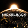 Nickelback album No Fixed Address - Million Miles an Hour Desperate on fire
