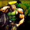 Street Fighter II Turbo - Guile Stage (Cover V.2)