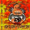 Lenny Dee Vs. Ron D Core -  2X4 Turntable Assault Team 1996