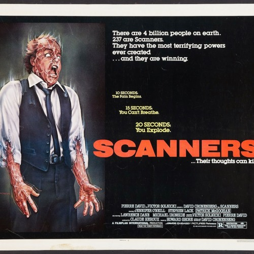 Scanners Re-Score - Live in Concert - The Southern Tenant