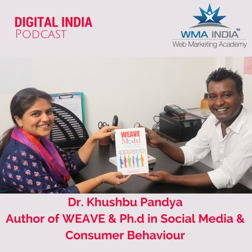 Dr Khushbu Pandya with Suresh Babu @ WMA