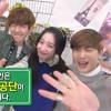 141109 [INKIGAYO] Traffic Safety Song - EXO Suho, Baekhyun & Lee Yoobi