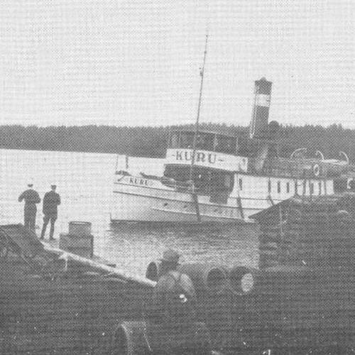 Kurulaiva: Turman silminnäkijän Eero Saarisen kertomus