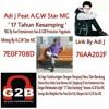 Adi J Feat A.C.W Star MC - 17 Tahun Kesamping
