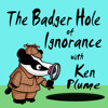 The Badger Hole Of Ignorance: Ep1 - Wikipedia soup, satanic rocket men and pubic preservation