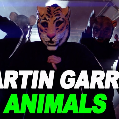 Martin Garrix - Animal 2014 (Re - Edit)