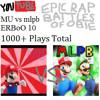 MarioUnstoppable vs. Marioluigiplushbros. Epic Rap Battles of Obie 10