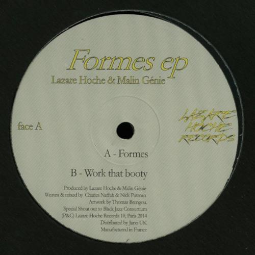 LHR 10 - Lazare Hoche & Malin Génie - Formes EP