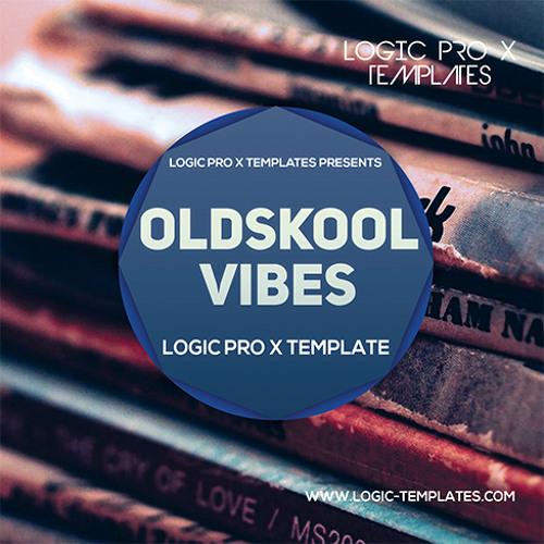 Oldskool Vibes Logic Pro X Template