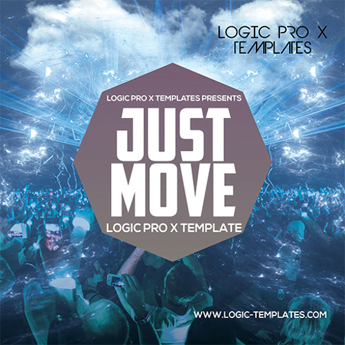 Just Move Logic Pro X Template