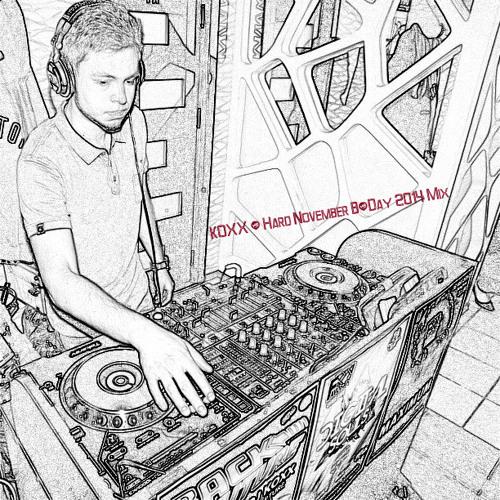 KOXX - Hard November 2014 Mix
