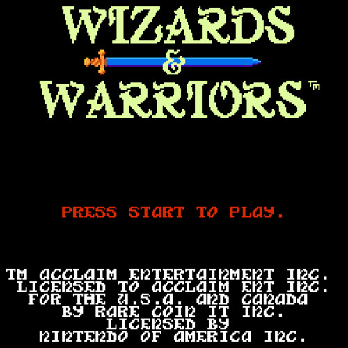A Night in Shining Armour (Wizards & Warriors)
