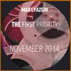 Max Lyazgin - The First Priority - November 2014 Podcast
