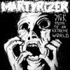 MARTYRIZER -(GRAVAÇÃO AO VIVO) The Dogs Bark In The Bullet Dont Stop. 2012.