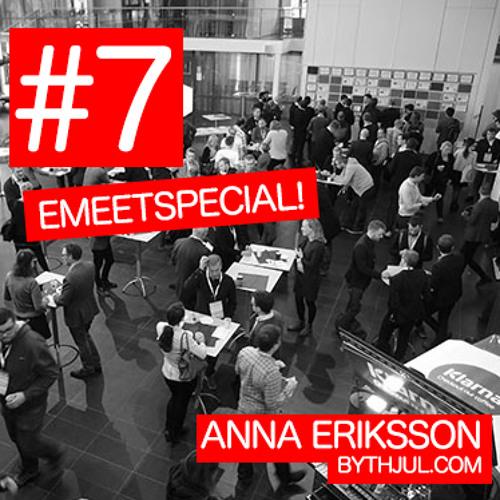 #7 - Emeetspecial! Marknadsföring så in i Norden