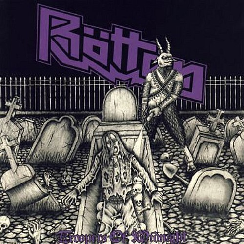 ROTTEN - Troopers of Midnight