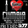 I LOVE CUMBIA MIXED BY DJ DON JUAN