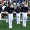 The Univeristy of Akron Marching Band 2006 Led Zeppelin Cover Black Dog Immigrant Song