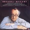 03 Alfred Brendel - Mozart: Piano Sonata #8 In A Minor, K 310 - 3. Presto