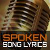 Spoken Song Lyrics: Johnny Cash - Folsom Prison Blues