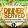 It´s Not Enough For A Dinner - Dusky Feat. Janai & Sable Sheep (BRIM TRIBAL-TECH REMIX)