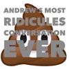 Andrew's Most Ridicules Convo Ever - Pile of Poo Emoji