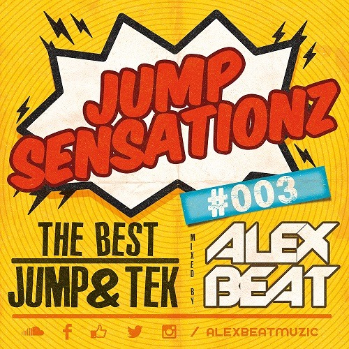 Alex Beat - JumpSensationZ #003 (Sesion Especial Save The Rave Halloween 2011)
