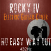 No Easy Way Out - Instrumental Cover Rocky IV (432hz)