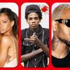 Alkaline X Chris Brown X Rihanna - Birthday Cake