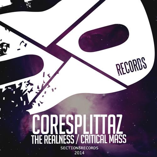 Coresplittaz - Critical Mass [SECTION8080D]