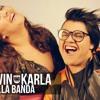 Really Don't Care (spanish Version) - Kevin Karla & La Banda (Lyric Video)
