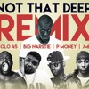 Stormzy - Not That Deep Remix (Ft Solo 45, Big Narstie, P Money, JME) Full