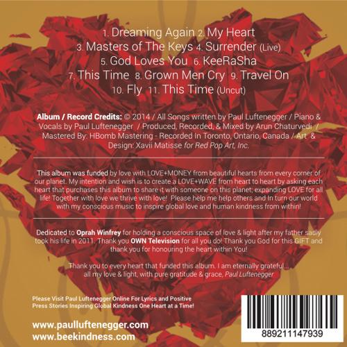 This Time (Uncut) - By Paul Luftenegger - Love Expanding Love
