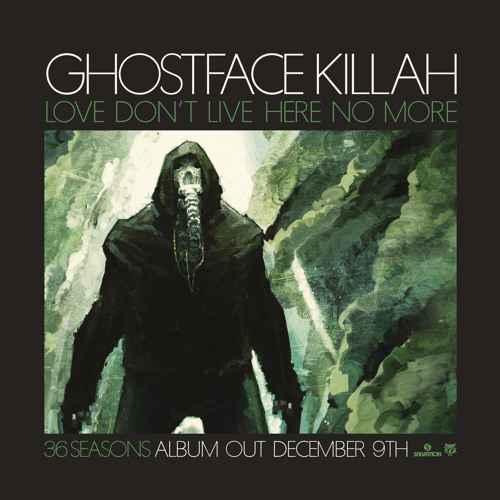Ghostface Killah - Love Don't Live Here No More (Ft. Kandace Springs)