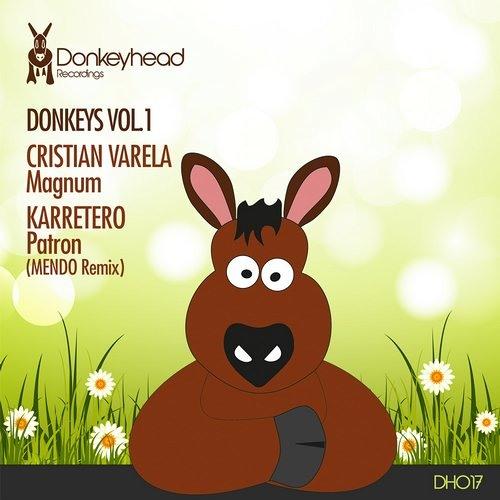 Karretero - Patron (Mendo Remix) [Donkeyhead Recordings]