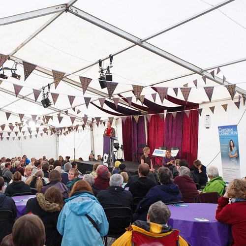 Greenbelt 2014 - Singleness: A New Challenge for Church & Community