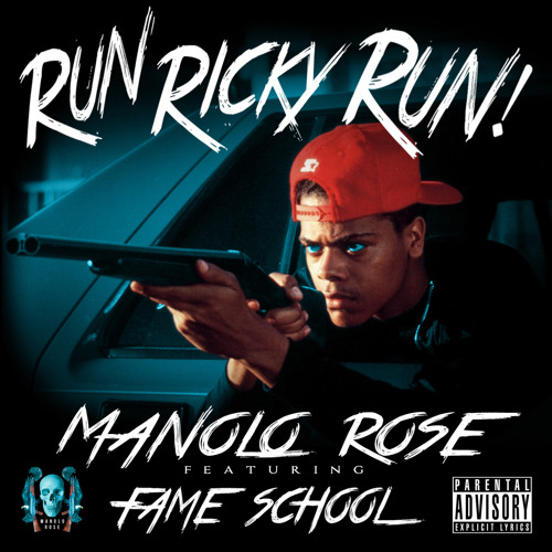Manolo Rose – Run Ricky Run ft Fame School  : HOTTEST SONG IN NYC