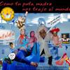 Calzoncillo Man (The palomine hero) Portada del disco
