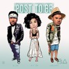 Omarion Ft. Chris Brown x Jhene Aiko - Post To Be