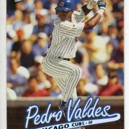 3/18/2014 Pedro Valdes Interview (Passed Ball Show)