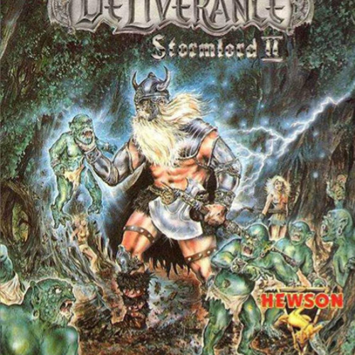 Matt Gray - Stormlord 2 Deliverance 2014 Remake Preview EDIT