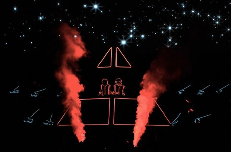 Daft Punk at the Grammys - Stronger Live Remix 2008