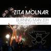 Zita Molnar - Burning Man 2014 - Live on Airpusher